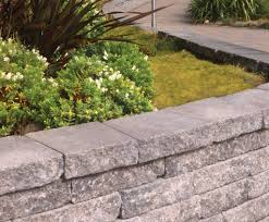 Recon Retaining Wall by Concrete Block Retaining Walls External Works