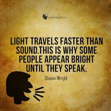 what travels faster light or sound images Since light travels faster than sound some people appear to be jpg
