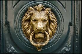 lion door knocker knock knock who s there door knockers shopswell shopswell
