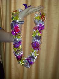 Where To Buy Candy Leis 52 Best Candy Lei Images On Pinterest Graduation Parties Money