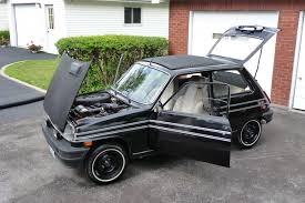 le french rabbit 1982 renault renault lecar information and photos momentcar