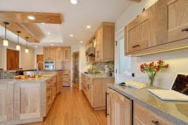 birch kitchen island awesome birch cabinets kitchen contemporary with cabinet front