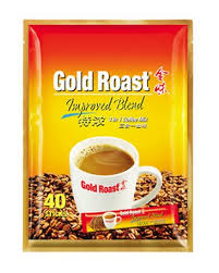 Coffee Mix gold roast improved blend 3in1 coffeemix coffee mart sg