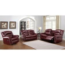 burgundy leather recliner large computer armoires hutches bedroom