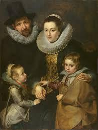 paul rubens the family of jan brueghel the elder the