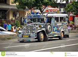 philippines taxi jeepney in the streets of philippines editorial image image