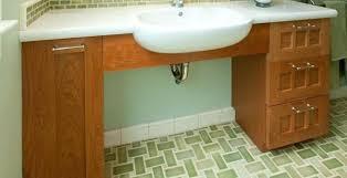 ada bathroom cabinets wheelchair accessible bathroom excellent on