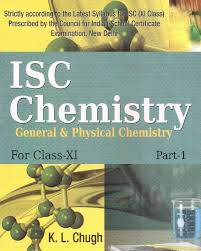 isc chemistry general u0026 physical chemistry for class xi part 1 9