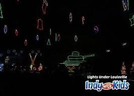 louisville mega cavern christmas lights go to louisville for christmas