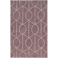 3 u0027 x 5 u0027 purple area rugs you u0027ll love wayfair