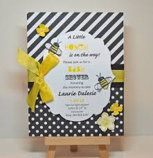 stampin up garden in bloom baby shower invitation stamping with