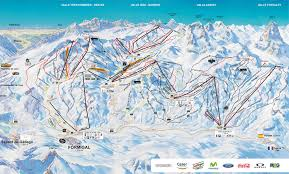 Pyrenees Mountains Map Catered Pyrenean Ski Retreat
