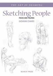 sketching people faces and figures by giovanni civardi