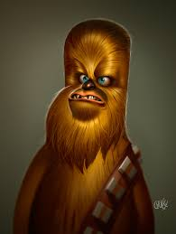 spirit halloween chewbacca may the 4th the force was strong by heidi on deviantart