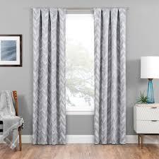 haley blackout window curtain