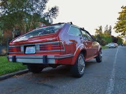 4x4 station wagon seattle u0027s parked cars 1985 amc eagle 4x4 wagon