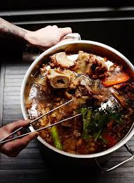 cuisine as how to eat healthy around the bone broth anyone bone