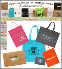 Personalized Cotton Candy Bags Custom Print Bags Paper Mart Personalized Packaging