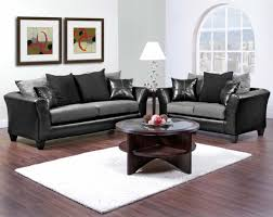 Black Gloss Living Room Furniture Black Furniture Living Room Decorating Ideas Creditrestore Inside