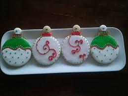 christmas ornament cookies cakes christmas new year u0026 winter