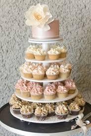 david tutera for mon cheri bride lauren donut tower donuts