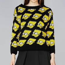bart sweater markdown price bart knitted sweater fesyen wanita di