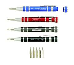 Customized Desk Accessories by Promotional Screwdrivers Personalized Screwdrivers With Name Or