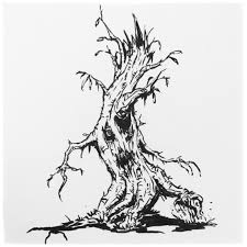 6 walking tree animated treant uproot character haunted