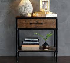 home interior image gray wood nightstand reclaimed wood nightstand home interior decor