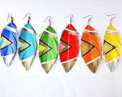 how to make feather earrings how to make feather earrings links jewelry