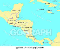 america map of rivers united states america political map capital stock vector 220566256