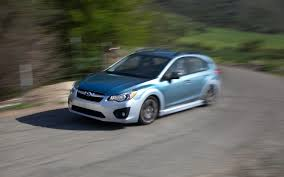 subaru impreza 2018 hatchback 2012 subaru impreza 2 0l sport limited verdict motor trend