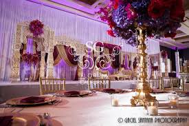 white gold and purple wedding zahra aaly wedding suhaag garden