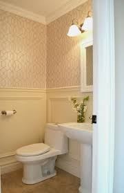 Powder Room Wallpaper by 64 Best Wallpaper Images On Pinterest Fabric Wallpaper