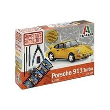 porsche 911 model kit italeri my model kit porsche 911 turbo 1 24 plastic