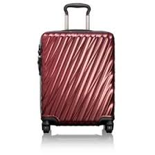 United Domestic Checked Bag 19 Degree Polycarbonate Carry On U0026 Checked Luggage Tumi United