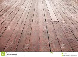 Wooden Floor by Red Wooden Floor Perspective Background Texture Stock Photo