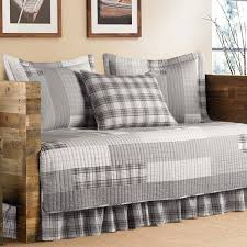 eddie bauer fairview 5 piece quilted daybed cover set 39x75 free