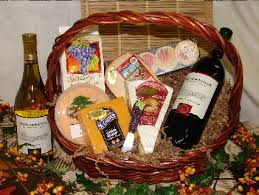 Wine And Cheese Basket Wine U0026 Cheesetray Assortment Basket Assortment Basket