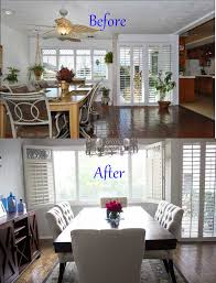 Before And After Dining Room Makeover Mama In Heels - Dining room makeover