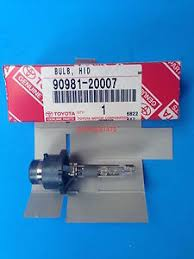 lexus is300 hid bulb 01 05 is300 hid discharge headl bulb genuine lexus oem