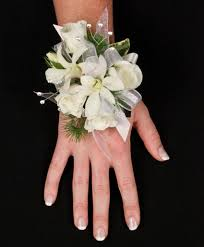 corsage flowers beautiful white corsage personal flowers gallery
