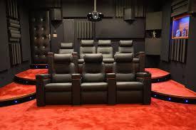 amenagement salle de sport a domicile réaliser une salle de cinéma chez soi son vidéo com