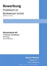Praktikum Vorlage Word Deckblatt Bewerbung Praktikum Kostenlose Muster Vorlagen