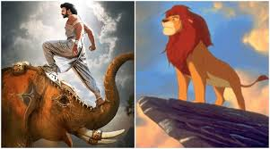 baahubali 2 bears striking similarities 1994 disney classic