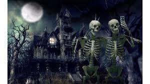skeletons halloween cool skeletons halloween 4k wallpaper free 4k wallpaper