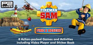 amazon fireman sam fire rescue appstore android