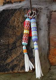 87 best beaded key chain images on pinterest native beadwork