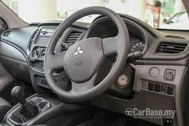 mitsubishi mpv interior mitsubishi triton mk2 2015 interior image in malaysia reviews
