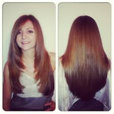 layered haircuts for long hair back view of long hairstyles women